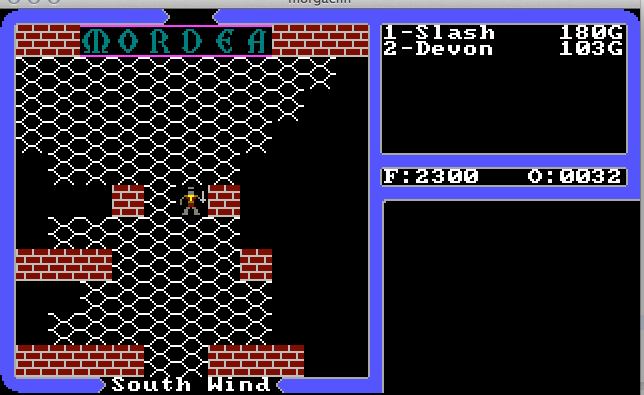 Mordea's Castle